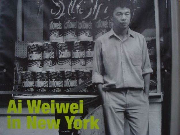Ai Weiwei in New York