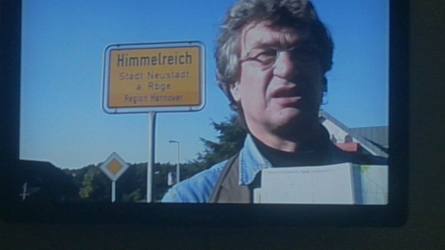"Wim Wenders - ur filmen ""ONE WHO SET FORTH - WIM WENDERS´ EARLY YEARS"""